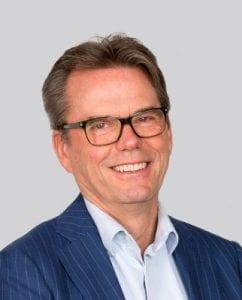 Founder en CEO van Worldmeetings.com, Bob Pieterson