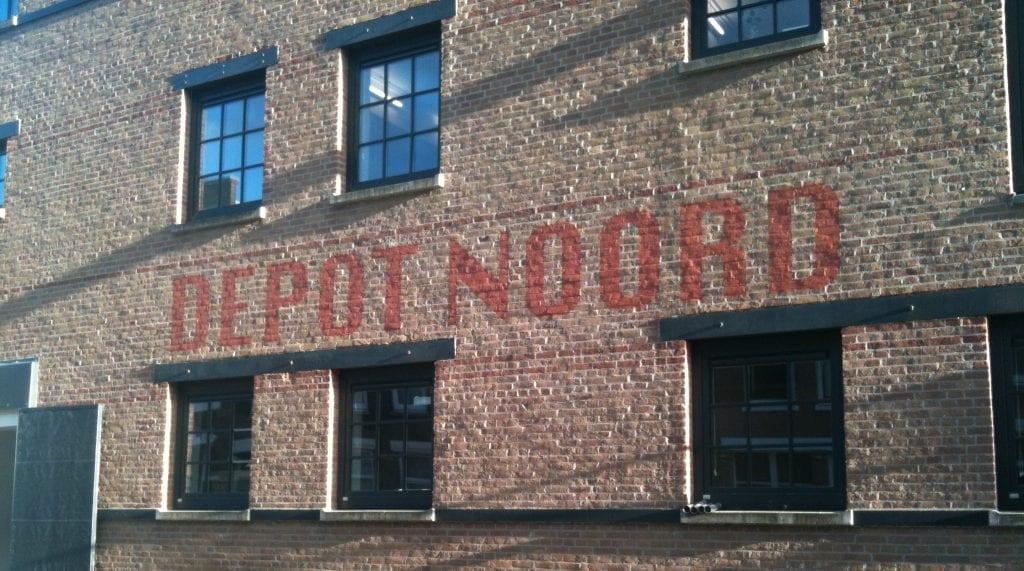 Depot Noord Rotterdam