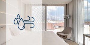 Protocollen voor waterzuivering en luchtkwaliteit NH Hotels